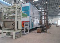 Flat Conveyor Paper Pulp Molding Production Line Dryer / Multiple Drying Line