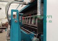 Fully Automatic Rotary Cup-Holder / Egg Trays Forming Machinery With Siemens