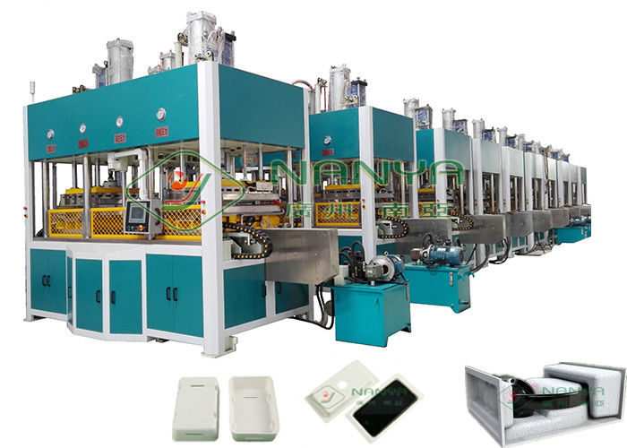 Molded Pulp Mobile Phone Package Machine For Industrial Inner Package