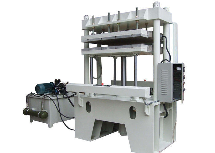 Semiautomatic Paper Pulp Molding Hot Press Machine / 1-100Tons