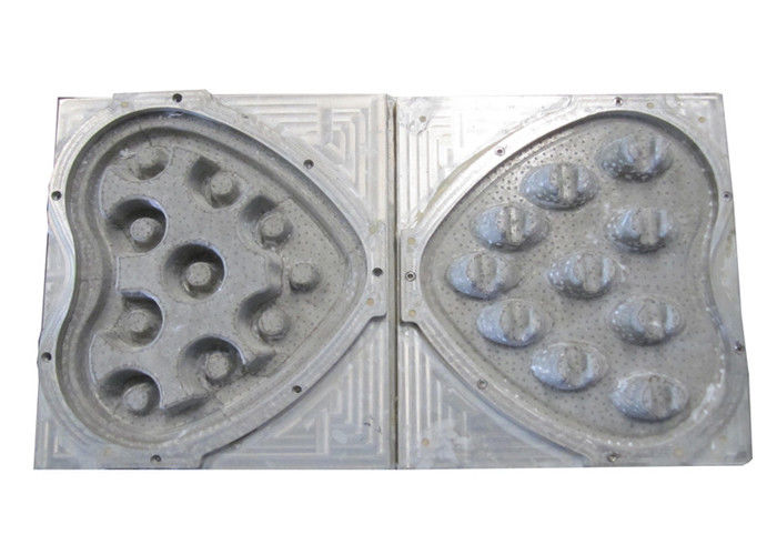 Personalized Aluminum Pulp Mold , Industrial Packaging Mould Dies